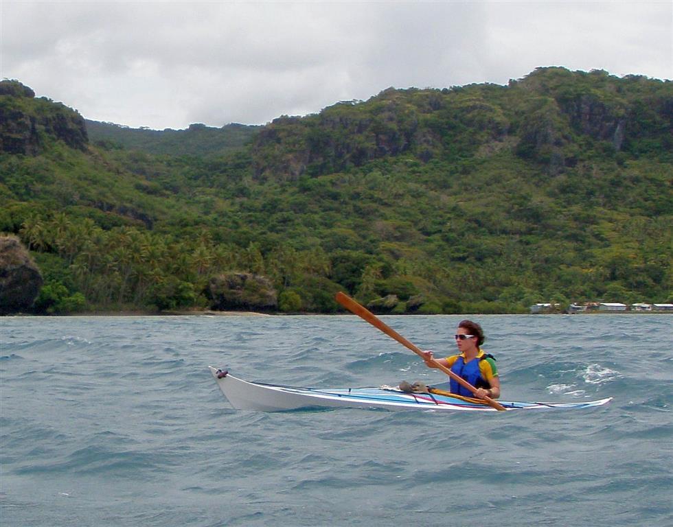 Fiji Sea Kayaking