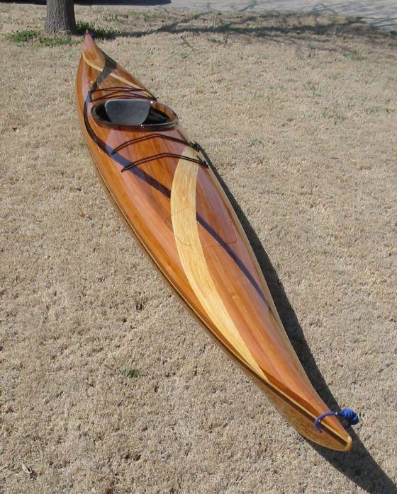 Kayak Guillemot Plans Plans PDF Download – DIY Wooden Boat Plans ...